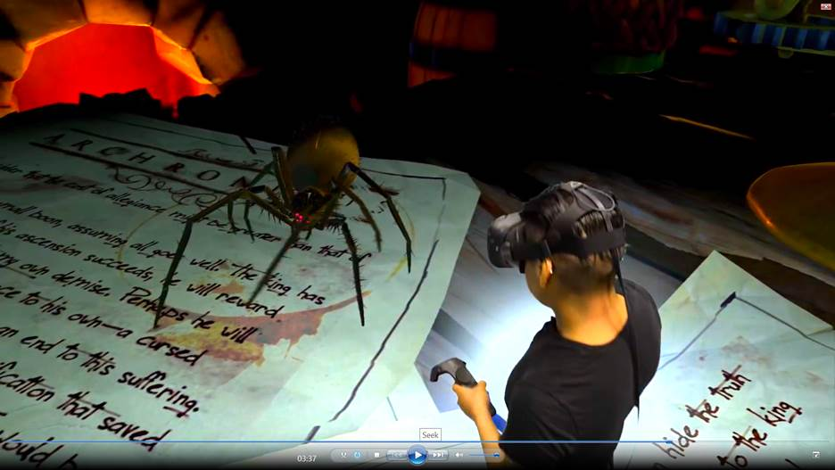 b544d5239e91 Virtual Reality for Special Events - Planet Cyber of Los Angeles ...